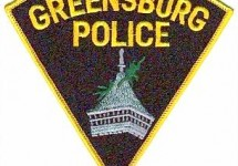 greesburg police