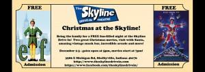Christmas at the skyline
