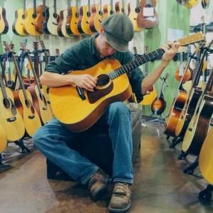 caleb hawkins guitar