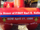 Karl Kelley remembered, new water rescue boat unveiled in Shelby County ceremony