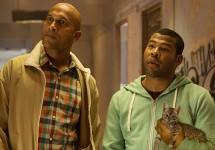 """L-R: Keegan-Michael Key and Jordan Peele in """"Keanu""""; Steve Dietl/Warner Bros."""