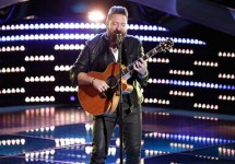 "Nolan Neal returns to ""The Voice""; Tyler Golden/NBC"