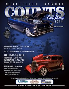 Th Annual Counts Of The Cobblestone Car Show KICK - Civic center car show