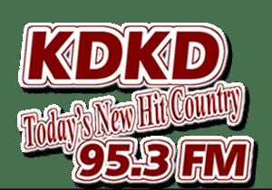 95.3 KDKD FM