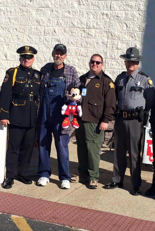 Toys For Tots 11.14.15...