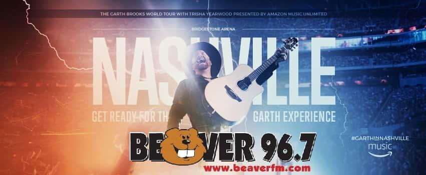 Beaver Morning Crew - Garth Brooks interview 11/9/17