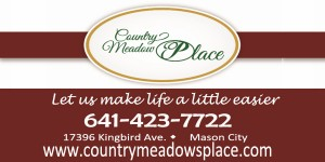 Country meadows ad