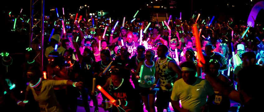 Image result for glow run