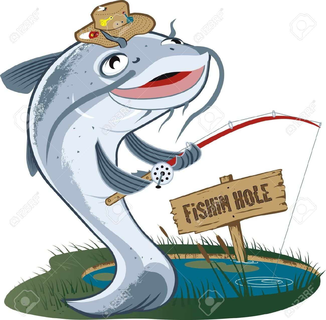 Shelter insurance cat fishing tournament discover north iowa for Online fishing tournament