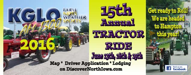2016 tractor ride