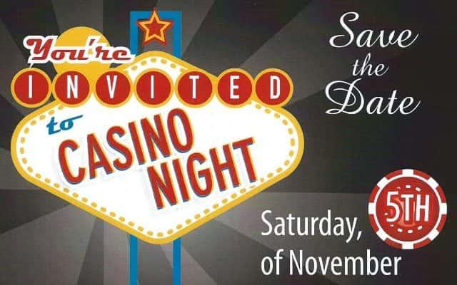 casino night web box