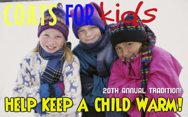 COATS FOR KIDS GENERIC