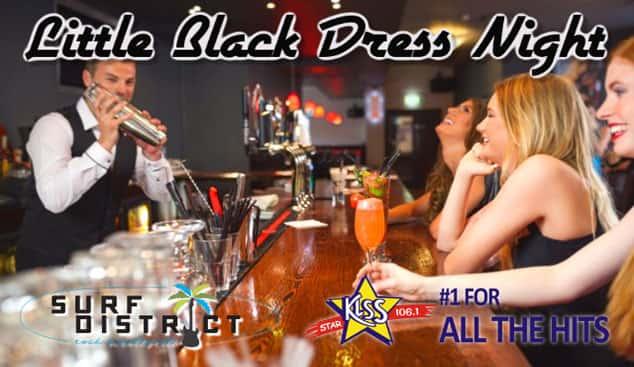 Little Black Dress Night!