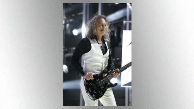ESP launches new limited-edition custom Kirk Hammett guitar