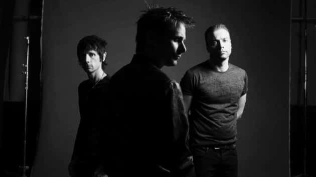 Muse is back in the studio