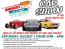 Summers Biggest car show 2015 8x11