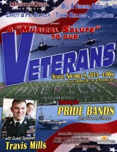 veterans concert