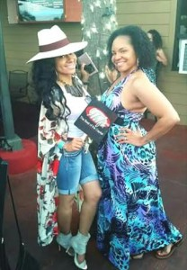 Tambra Cherie and Guest Melissa