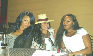 Tambra Cherie and Selena from Bring It with Jasmine