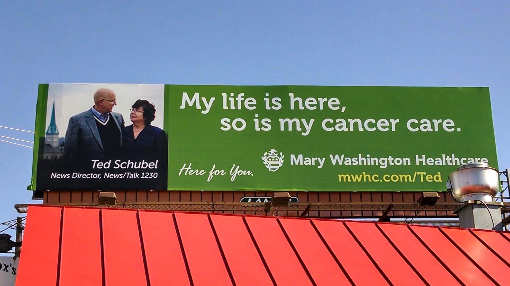 Ted's Billboard