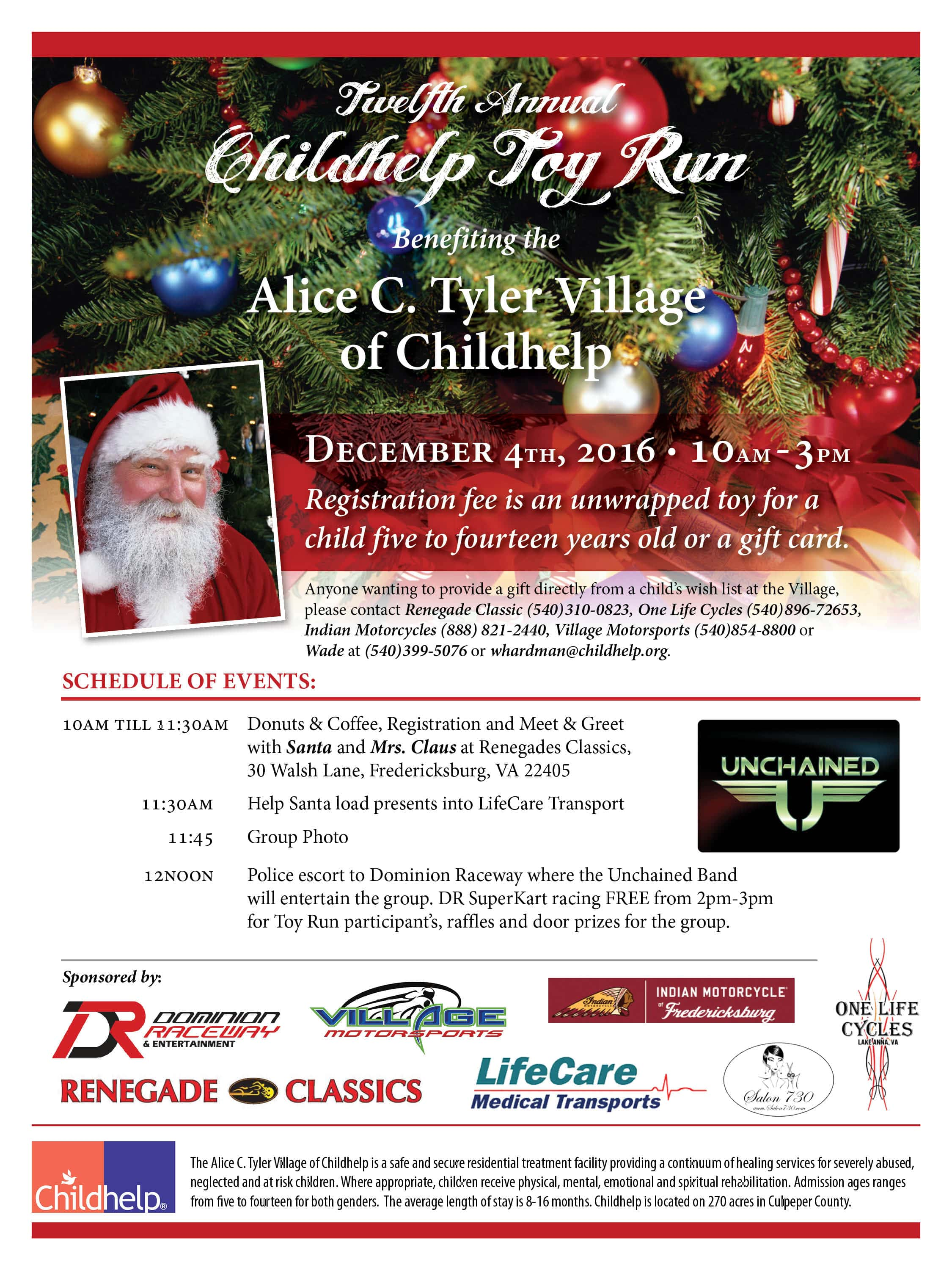 12th Annual Childhelp Toy Run B1015 All Of Todays Best Music