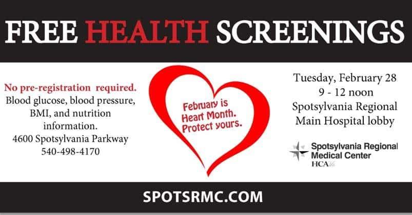 FREE HEALTH SCREENINGS | B101.5 | All of Todays Best Music