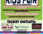 Kids Fair Flyer 2