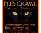 2016 Halloween Pub Crawl