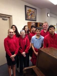Honor Choir 16