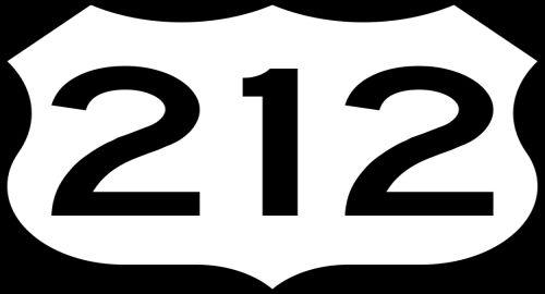 Highway 212  500 X 270