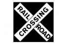 Railroad crossing 500 x 380
