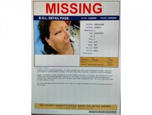 New missing waubay woman found dead in day county for Waubay fishing report