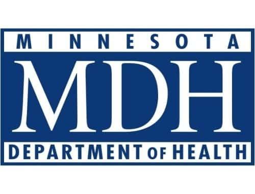 Minnesota Dept of Health  500 x 380