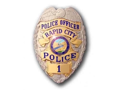 Rapid City police  500 x 380