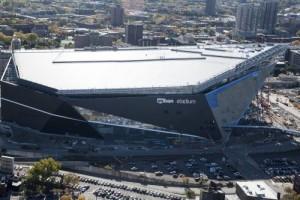 U.S. Bank Stadium 500 X 270