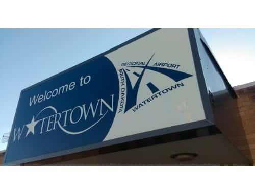 Watertown Regional Airport 500 x 380