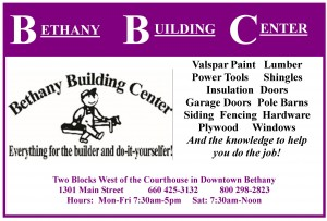 Bethany Building Center