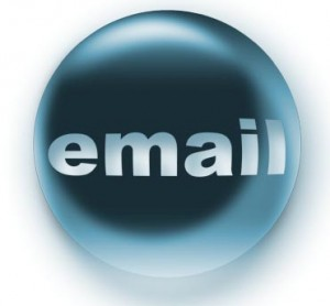 email button copy