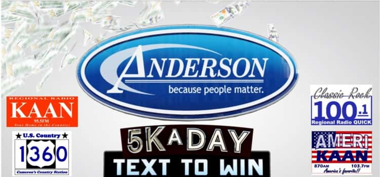 Text to Win Slider Banner