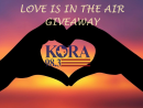 Love Is In The Air logo