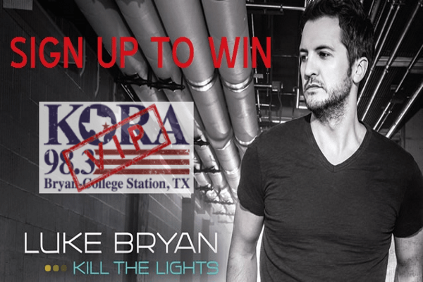 Luke-Bryan-Kill-the-Lights Sign Up To Win w VIP Logo