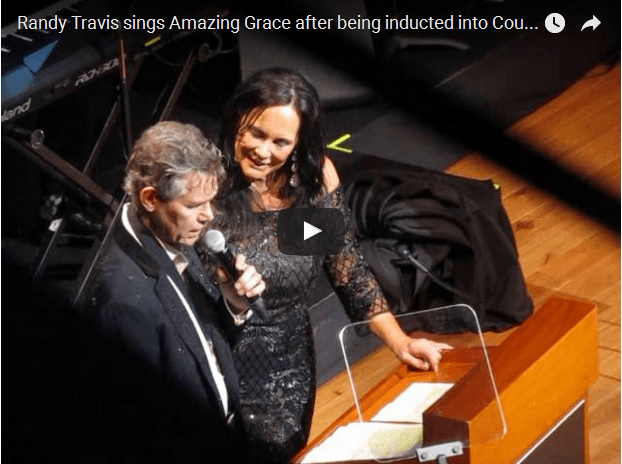 "WATCH: Randy Travis Singing ""Amazing Grace"" Will Give You ..."