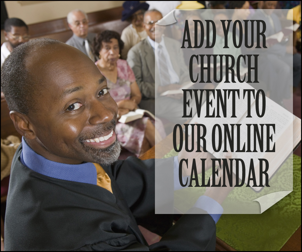 Add Church Event
