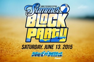 Summer Block Party June 13 2015