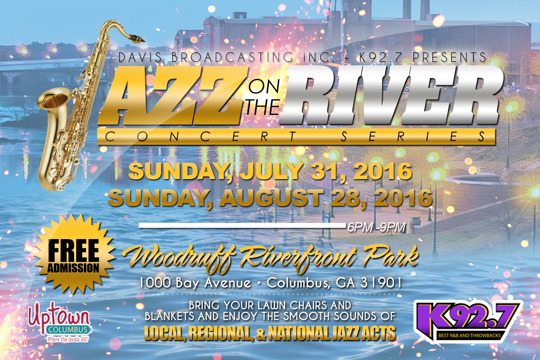 jazz on the river2016