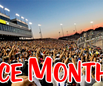 RACEMONTH