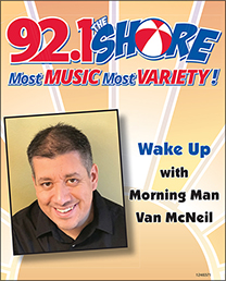 Van McNeil – The More Music Morning Show!