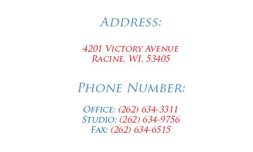 Racine Address