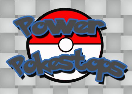 Power Flipper Pokestops