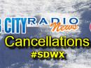 Winter Cancellations Website